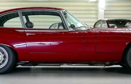 Fahrzeuglackierer - Mercedes