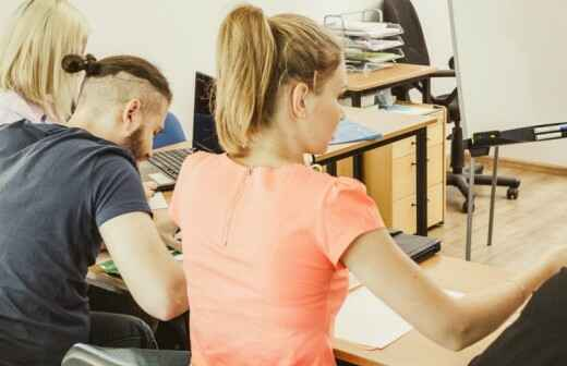 TOEFL-Training (Test of English as a Foreign Language)