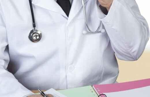 Medizinische Transkription - Aufzeichnung