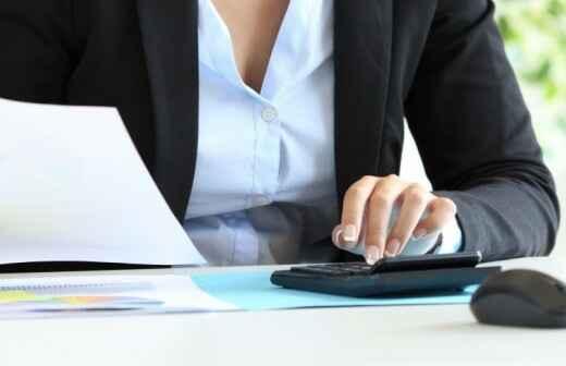 Personalwesen und Lohnabrechnungen - Aufzeichnungen