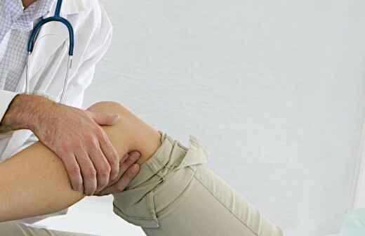 Medizinische Massage - Wachstum