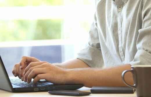 Webinhalte schreiben - Webdesign