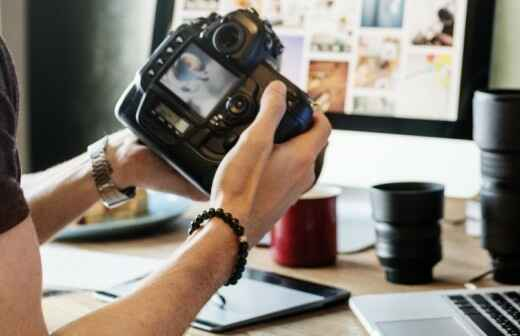 Werbefotografie - Kürzlich