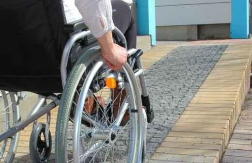 Barrierefreies Wohnen für Menschen mit Behinderung - Wangen-Br??ttisellen