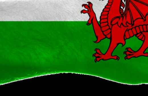 Walisisch Übersetzung - Englisch-Schwedisch