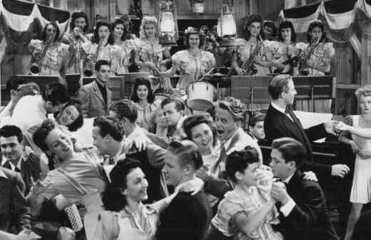 Swing Band für Hochzeit - Wangen-Br??ttisellen