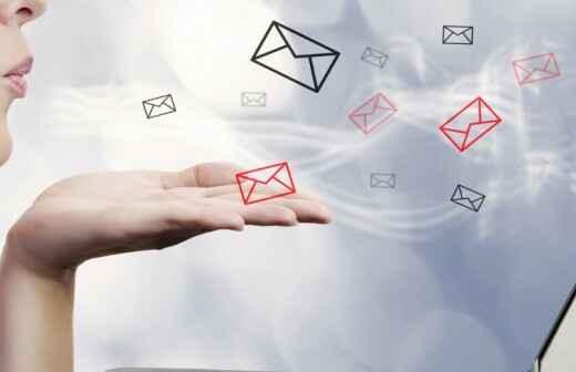 E-Mail-Management - Zeitpläne