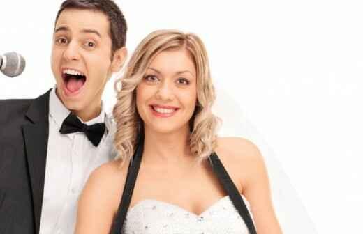 Hochzeitssänger - Harfenist