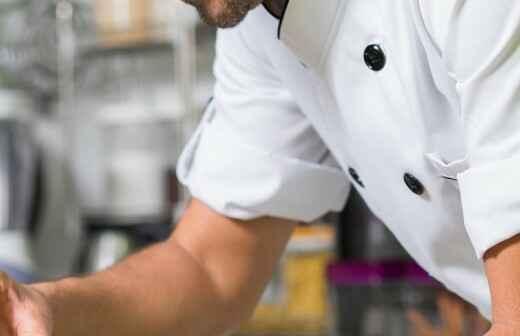 Koch mieten (einmalig) - Gebäck