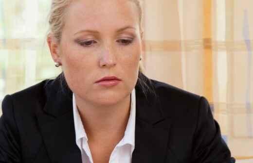 Rechtsanwalt für Insolvenz- und Konkursrecht - Diskriminierung