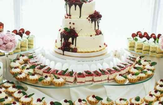 Catering Service (Dessert und Süßigkeiten)