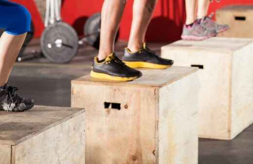 Boxsprung Training - Wangen-Br??ttisellen