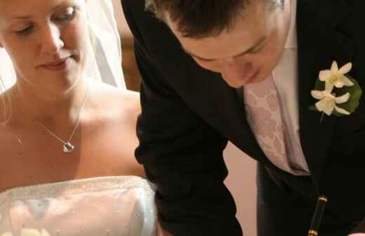Oficiante de bodas - Boda
