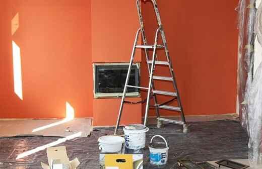 Trabajos de remodelación - Trabajo