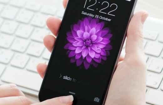 Desarrollador de aplicaciones para iOS