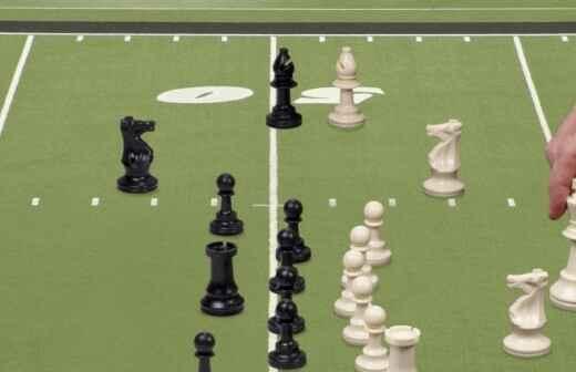 Clases de ajedrez - Maestro Cervecero