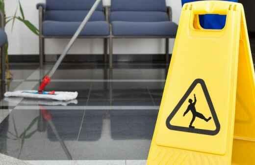 Limpieza de oficinas (recurrente) - Trabajo
