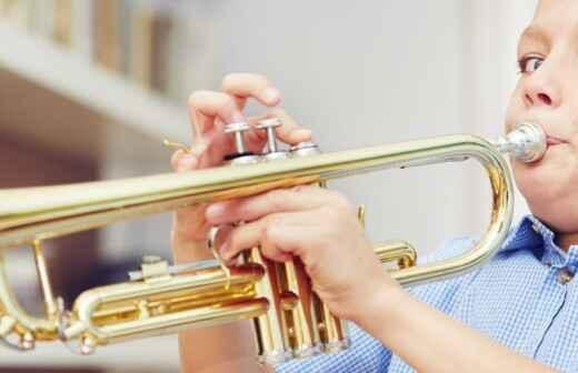 Clases de trompeta (para niños o adolescentes)
