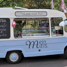 Mein Eis - Kurti der Eiswagen - Streetfood- und Gastronomiebedarf mieten - Düsseldorf