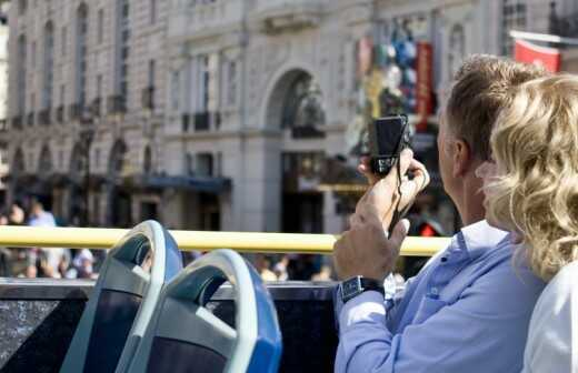 Sightseeing (Stadttouren) - Angler