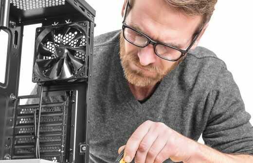 Computer Reparatur (PC-Spezialist) - Absturz