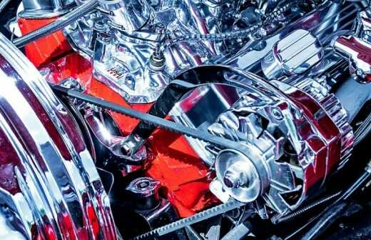 Fahrzeugreparatur - Mercedes