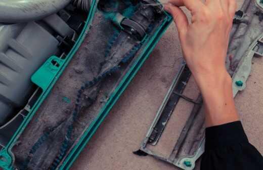 Staubsauger reparieren - Handwerker