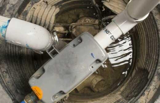Wasserpumpe installieren oder austauschen - Kiel