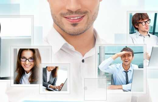 Video-Streaming und Webcasting Dienste - Video