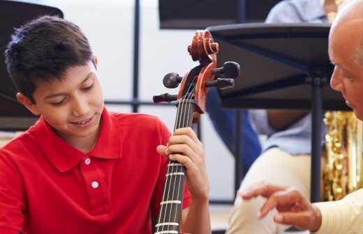 Cellounterricht für Kinder oder Jugendliche - Ukulele