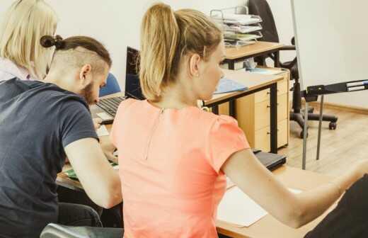TOEFL-Training (Test of English as a Foreign Language) - Saarbrücken