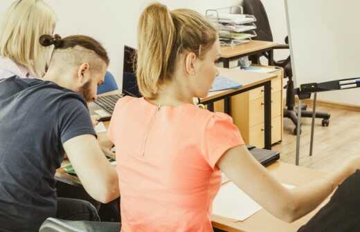 TOEFL-Training (Test of English as a Foreign Language) - Magdeburg