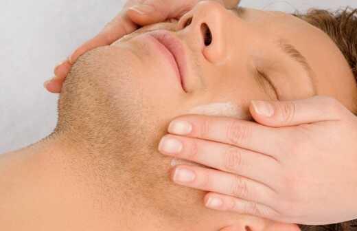 Gesichtsbehandlung (für Männer) - Zoll