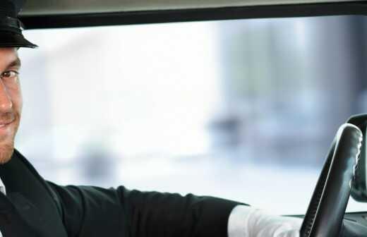 Chauffeurservice - Charter