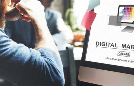 Digitales Marketing - Projektentwicklung