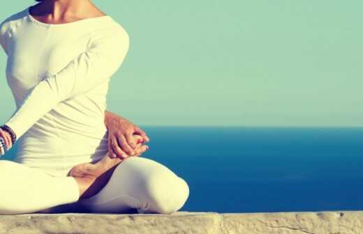 Hatha Yoga - Haltung