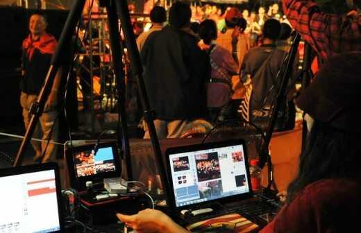 Videobearbeitung - Filmografie
