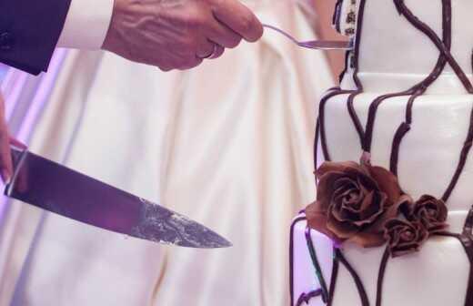 Hochzeitstorten (Konditorei) - Kekse