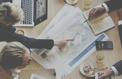 Projektmanagement - Einkäufer
