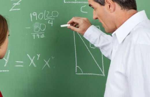 Nachhilfe in Geometrie - Mathematik