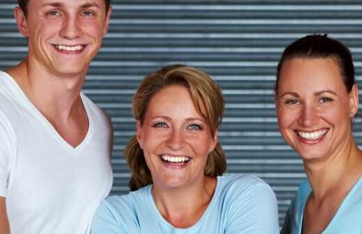 Privates Fitnesstraining (für Paare) - Werfen