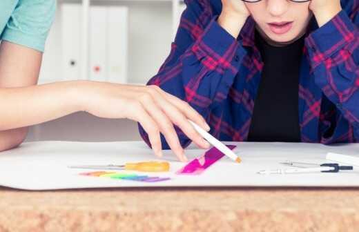 Grafikdesign Ausbildung / Kurs - Lehrplan