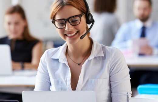 Kundendienst - Customer Support - Erstklassig