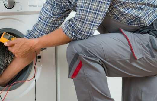 Waschmaschine installieren - Notfall