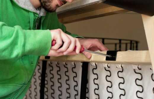 Möbel reparieren - Laufband