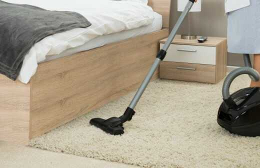 Teppich-, Vorlegerreinigung - Schicht
