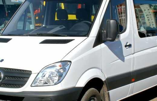 Minibus mieten - Spediteur