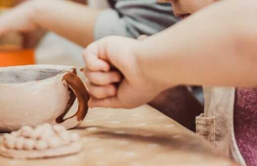 Bildhauerkurse - Lehrplan