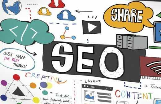 Suchmaschinenoptimierung (SEO) - Google