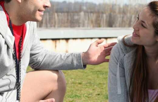 Gesundheits- und Wellness-Coaching - Konsultieren